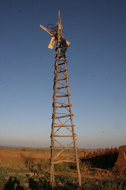 William_Kamkwambas_new_windmill